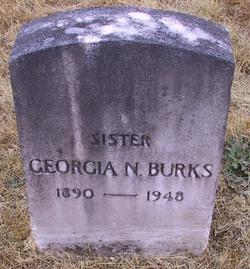 Georgia N Burks