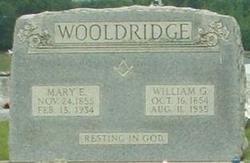 Mary Elizabeth <I>Trantham</I> Wooldridge