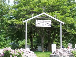 James Riverview Cemetery