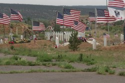 Navajo Veterans Cemetery