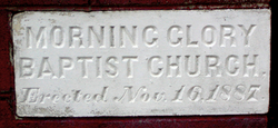 Morning Glory Baptist Church Cemetery