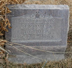 Jerome W. Holmes