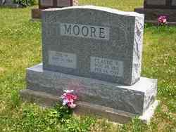 Claude Vernon Moore