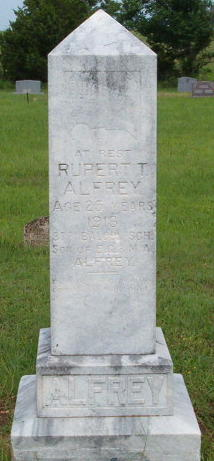 Rupert Thomas Alfrey