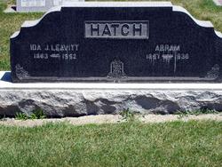 Ida Josephine <I>Leavitt</I> Hatch