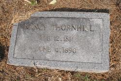 Nancy Elizabeth <I>Bain</I> Thornhill