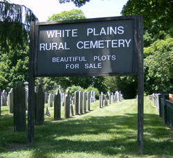 White Plains Rural Cemetery