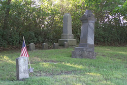Old Irish Cemetery