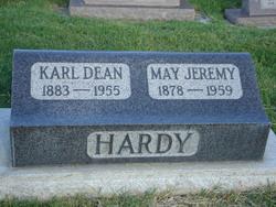 May Maria <I>Jeremy</I> Hardy
