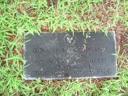 Robert Love Bourland