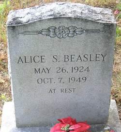 Alice Lorene <I>Smith</I> Beasley