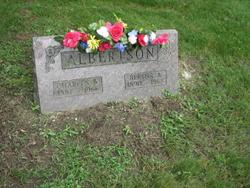 Bertha A. <I>Harrison</I> Albertson