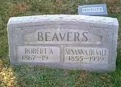 Susanna <I>DuVall</I> Beavers