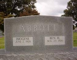 Ben H Abbott