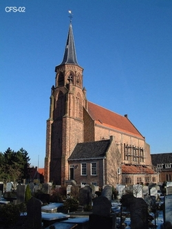 Loosduinen Abbey Church Cemetery