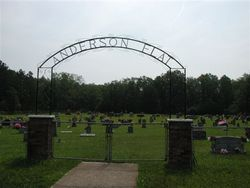 Anderson Flat Cemetery