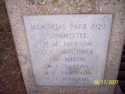 Marianna Memorial Park Cemetery