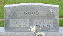 John Henry Good