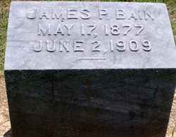 James P Bain