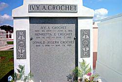 Donald Joseph Crochet