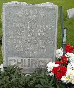 Thomas Lawer Haimer Church