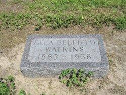 Ella Lasonia <I>Shaw</I> Watkins
