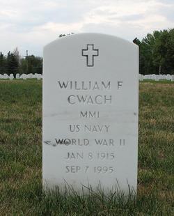 William F Cwach