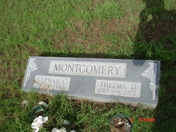 Cephas Clifton Montgomery