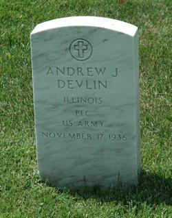 Andrew J Devlin