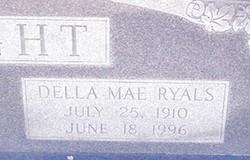Della Mae <I>Ryals</I> Bright
