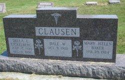 Mary Helen <I>Baker</I> Clausen