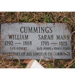 William Cummings