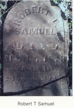 Robert Triplett Samuel, Jr