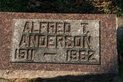Alfred T Anderson