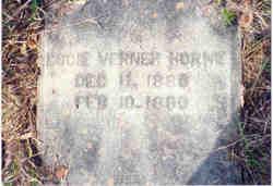 Docie Verner Horne