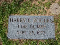 Harry Everette Rogers