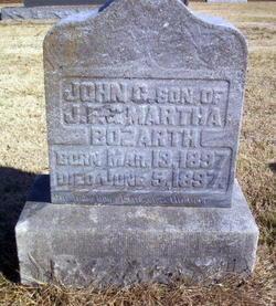 John C Bozarth