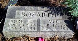 Burl Bozarth, Jr