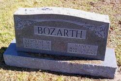 Vincent M Bozarth