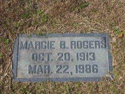 Margie B. Rogers