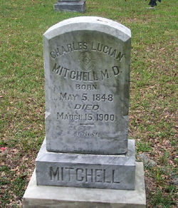 Dr Charles Lucian Mitchell