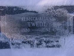 Rebecca Allen Twede