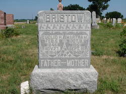 Martha M. <I>Spencer</I> Bristow
