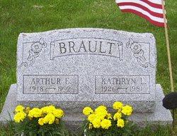 Kathryn L <I>Marshall</I> Brault