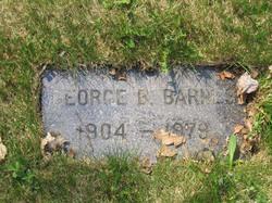 George Butler Barnes