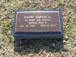 Ralph Cartee, Jr