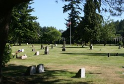 Edmonds Memorial Cemetery