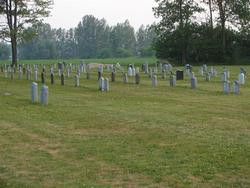 Poole West Amish Mennonite Cemetery