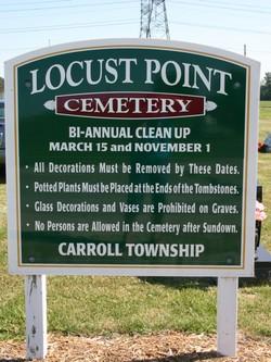 Locust Point Cemetery