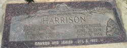 Ezoe Dixie <I>Woodbury</I> Harrison